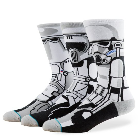 Stance X Star Wars - Trooper - Le reveil de la force - Charonbelli's blog mode