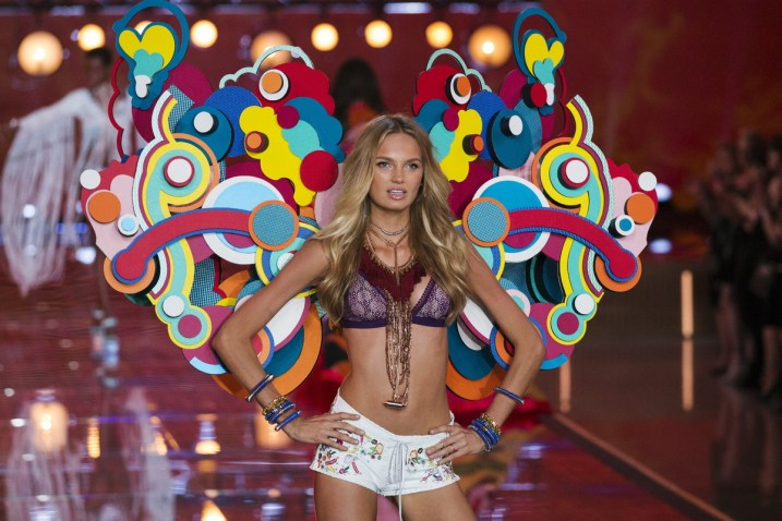 Victoria's Secret fashion show 2015 - Charonbelli's blog mode