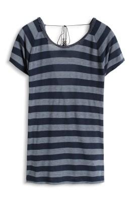 T-shirt-raye-decollete-dos-Esprit-Charonbellis