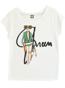 T-shirt-be-green-Be-Parisian-Charonbellis