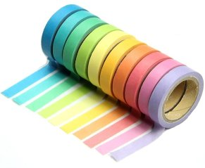 Masking-tape-rainbow-Bullet-Journal-Charonbellis