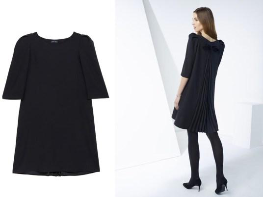Robe-noire-Nouvelle-Collection-Eden-Park-Charonbellis