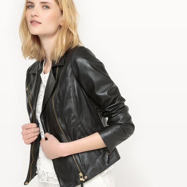 Blouson-motard-cuir-La-Redoute-Collections-Charonbellis