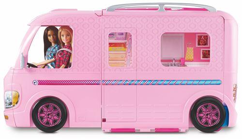 Playset-Barbie-DreamCamper-Camping-Car-Transformable-Charonbellis