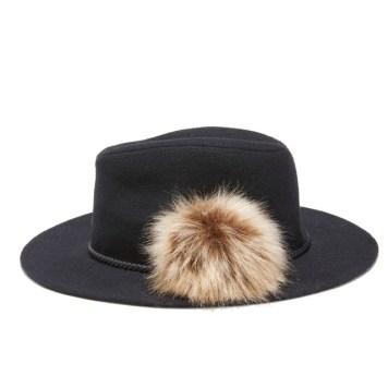Chapeau-en-feutre-a-pompon-La-Redoute-collections-Charonbellis