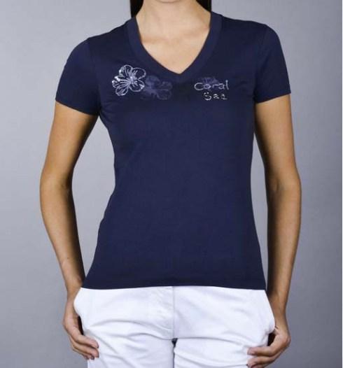T-Shirt Mathilde - La nouvelle collection Printemps-Été 2015 pour femmes de chez Eden Park - Charonbelli's blog mode