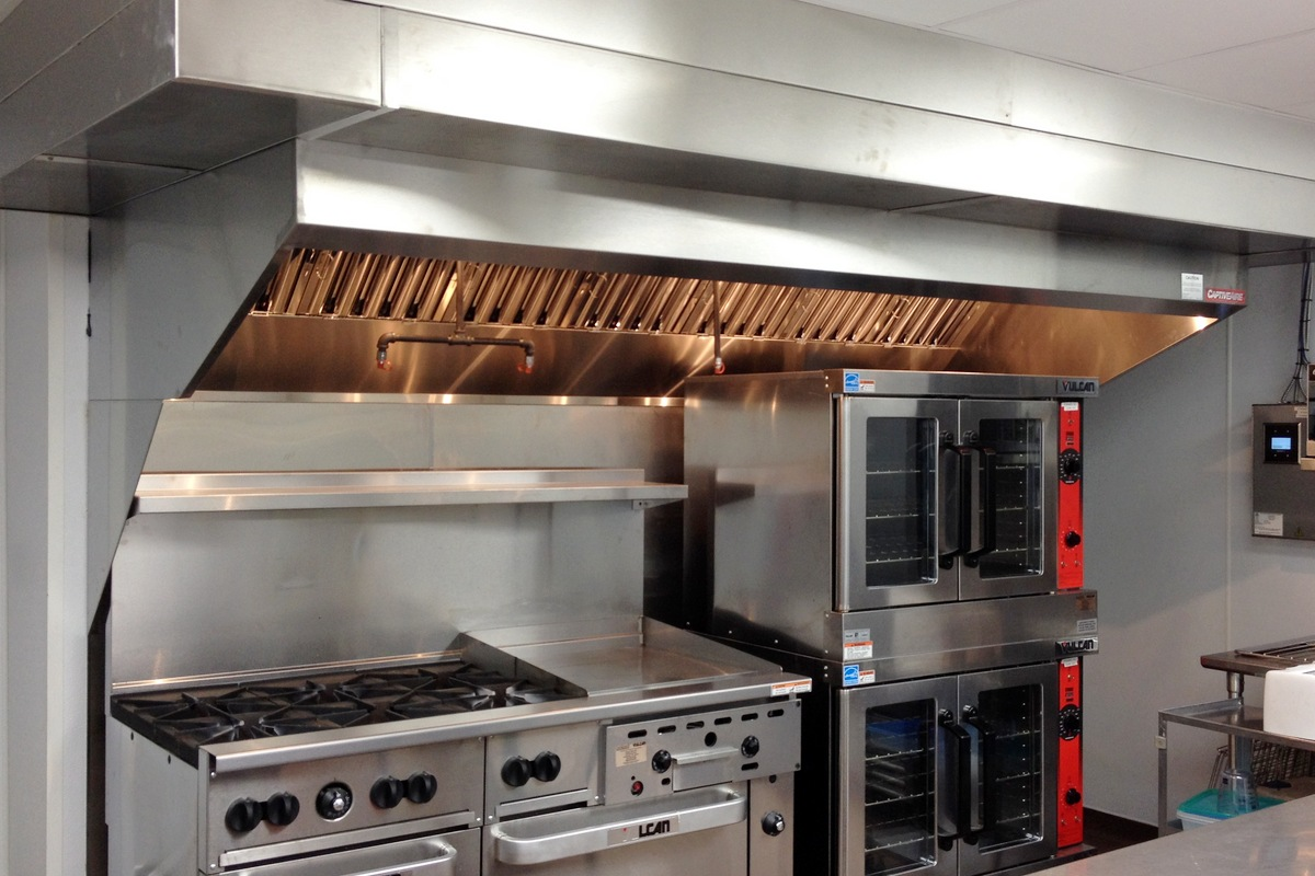 commercial exhaust hood cleaning