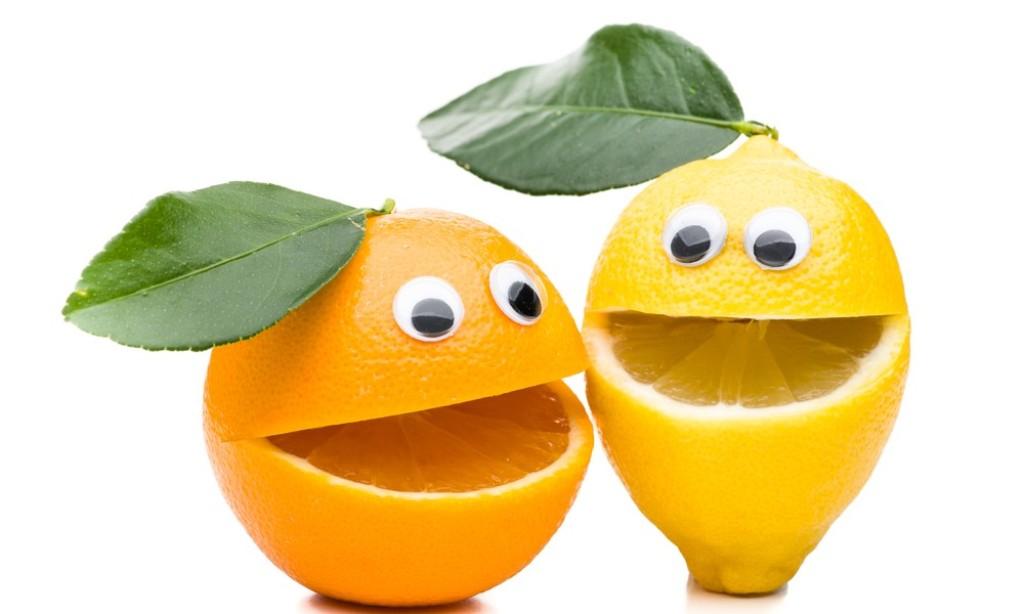 Картинки лимона веселого, надпись