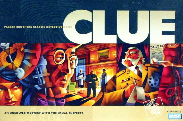 Clue Characters