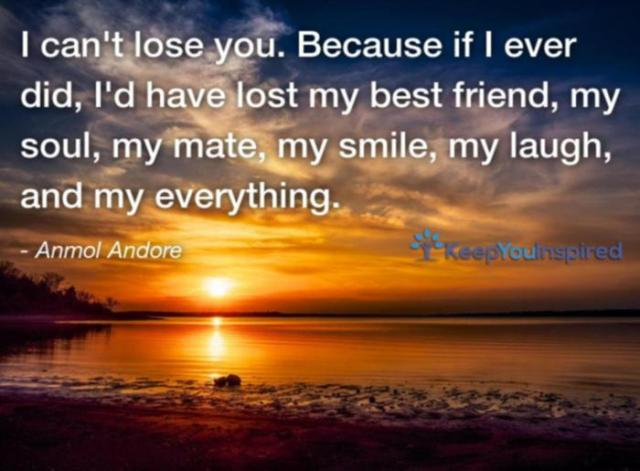 Soul mate quotes