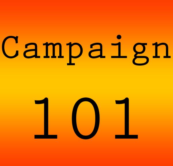 campaign slogan