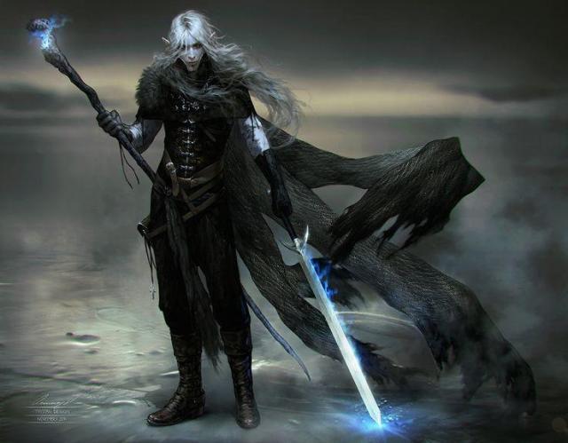 Dark Elf Names: Elder Scroll, Skyrim, Female Elves Take ...