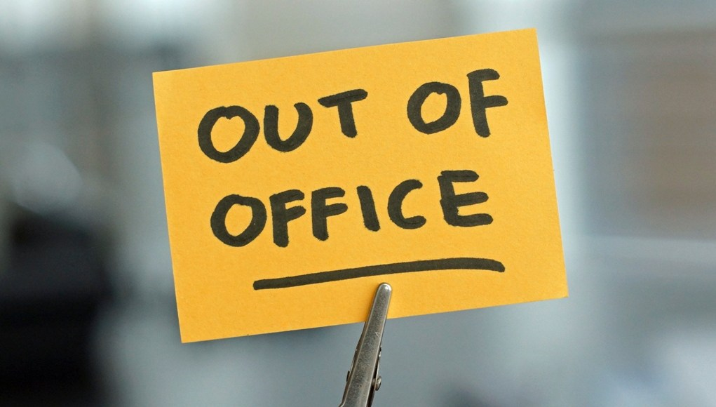 Best 70 Best Out of Office Messages That Always Work MY65