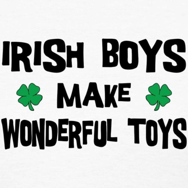 Irish boy names