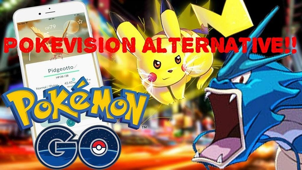 pokevision alternatives