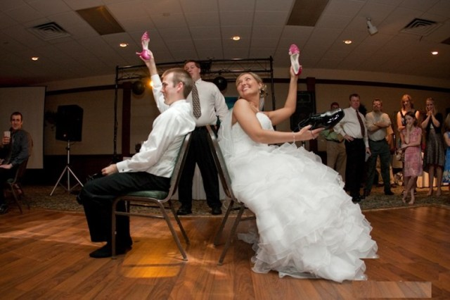 Newlywed game questions for wedding ceremony