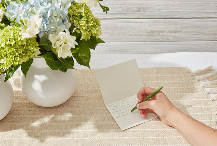 Funeral Thank You Notes