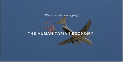 The Humanitarian Economy IRIN (July 2015)