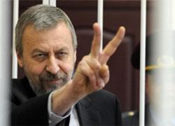 Andrei Sannikov to be transferred to Navapolatsk penal colony