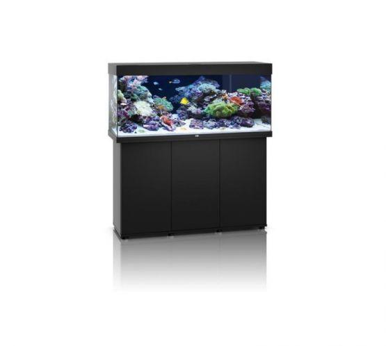 juwel rio 240 led marine aquarium and cabinet black