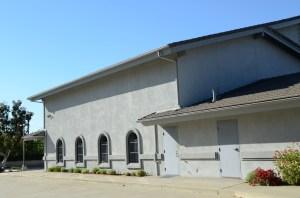 Web - Fellowship Hall - Outside South