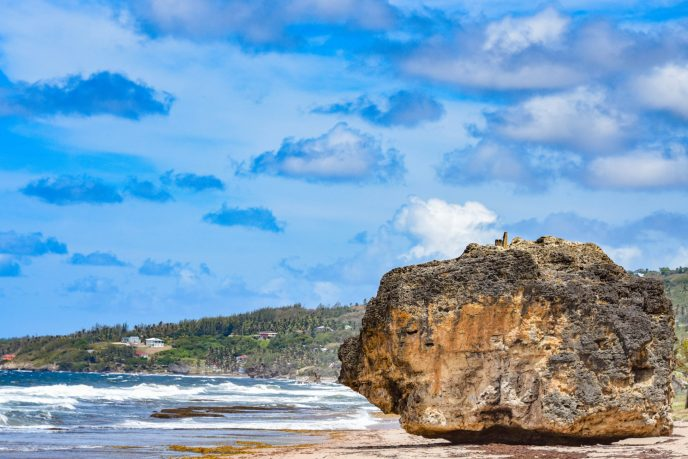 Barbados Bathsheba Beach