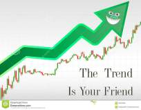 trend-your-friend-financial-proverb-price-chart-background-56242583