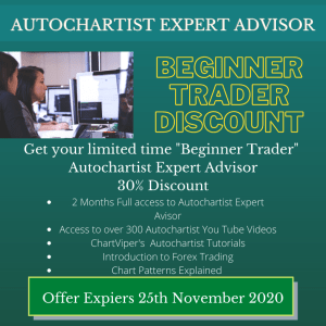 Beginner Trader Discount
