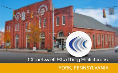 York, PA Staffing Solutions for Manufacturers