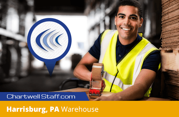 Why a Chartwell Worker Belongs in Your Harrisburg Warehouse