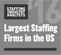 Largest Staffing Firms in the US 2016
