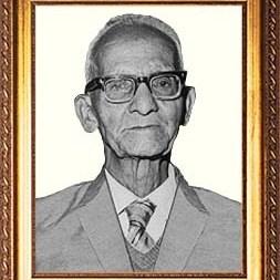 कै. वासुदेव सीताराम बेंद्रे - V. S. Bendre