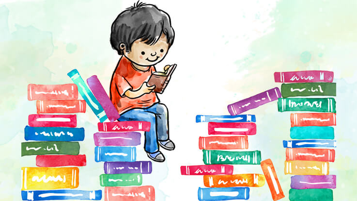 reading is a good habit – मी वाचक कसा झालो?