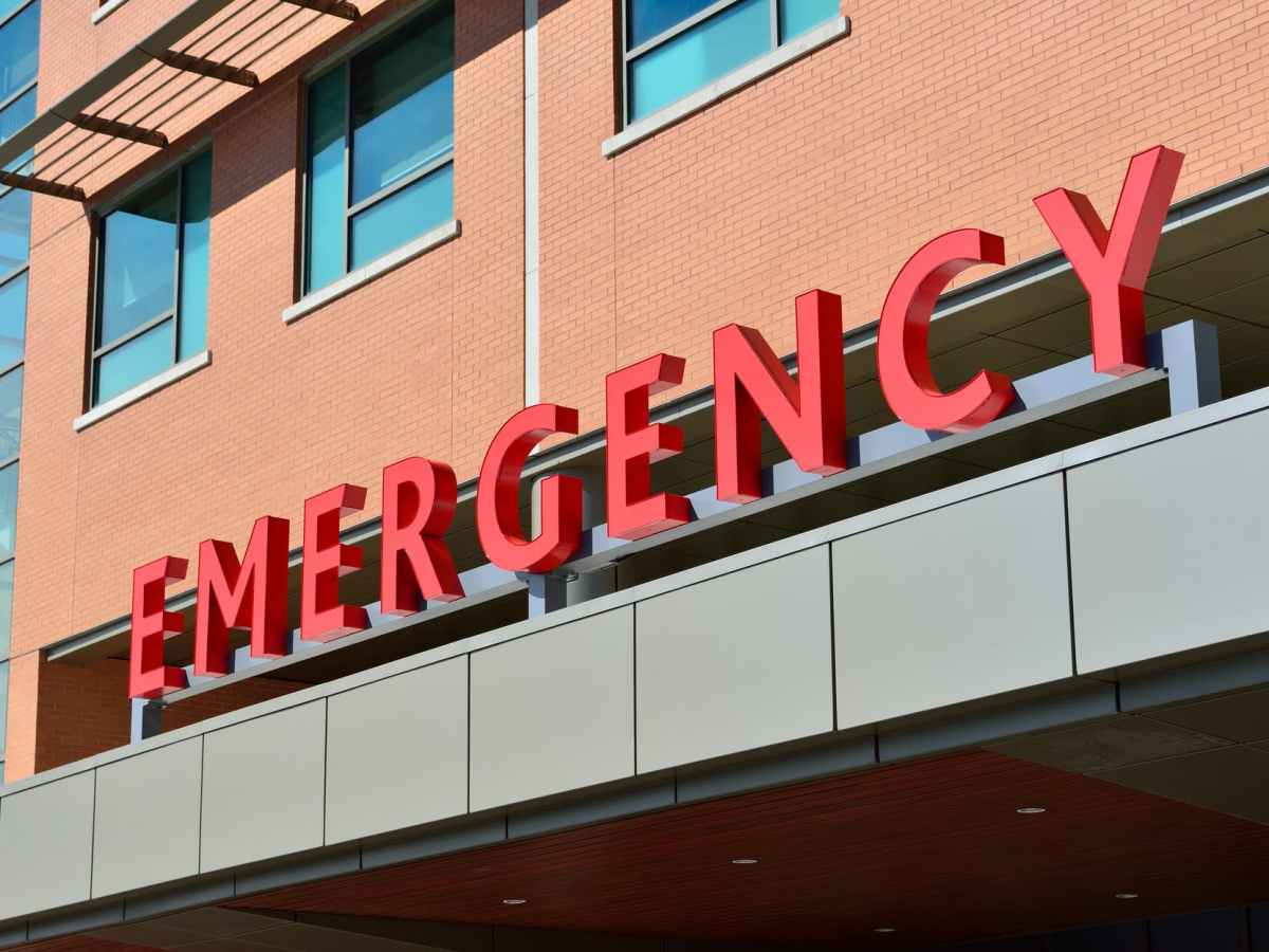 emergency in hospital