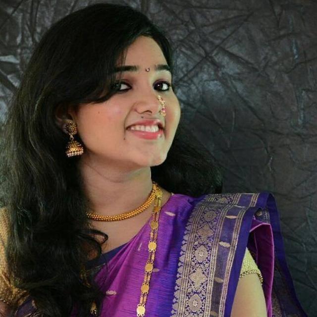Aishwarya Shindage  ऐश्वर्या शिंगाडे - गण्याची मैत्रीण - अनिता