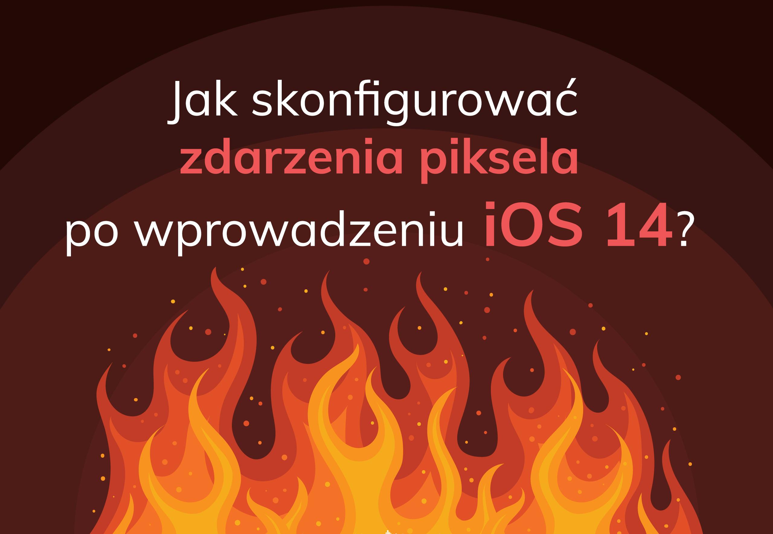 Jak dodać zdarzenia Facebooka - iOS 14