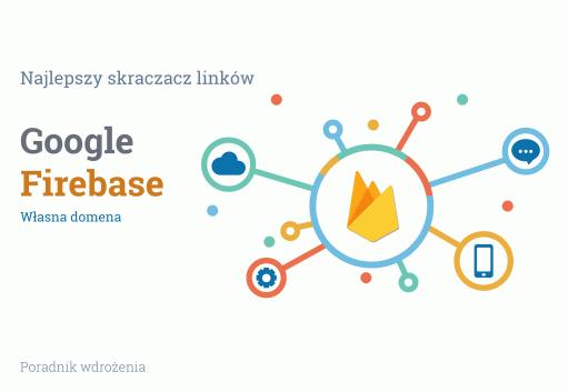 Google Firebase - własna domena skracacz