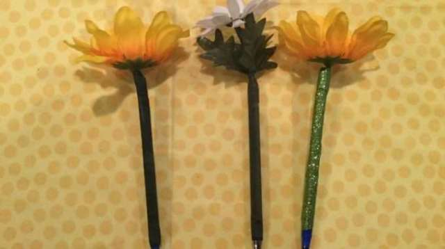 Chas' Crazy Creations, Easy Floral Pens