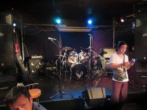 NoSiDEのステージ