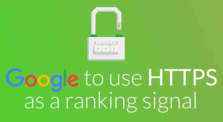 Image result for https ranking signal