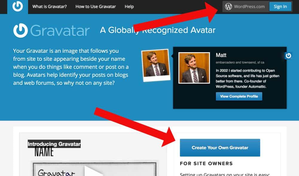set-wordpress-author-image-with-gravitar1