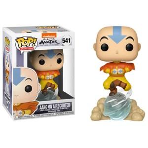 Funko Pop van Aang on Airscooter uit Avatar the Last Airbender 541