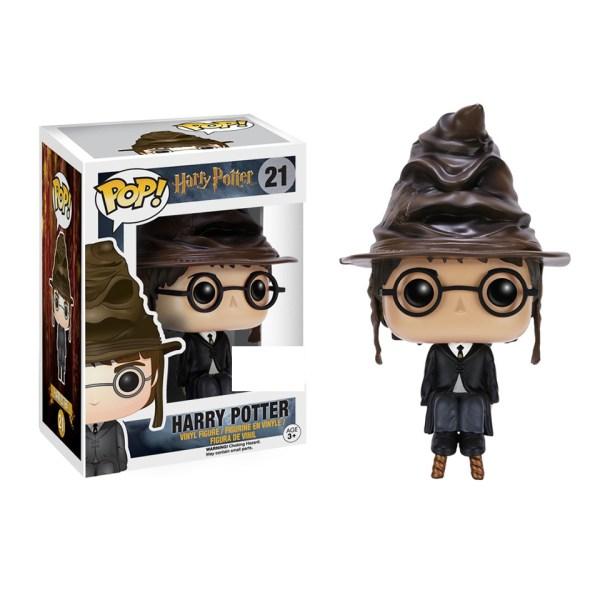 Funko Pop van Harry (Sorting Hat) uit Harry Potter 21
