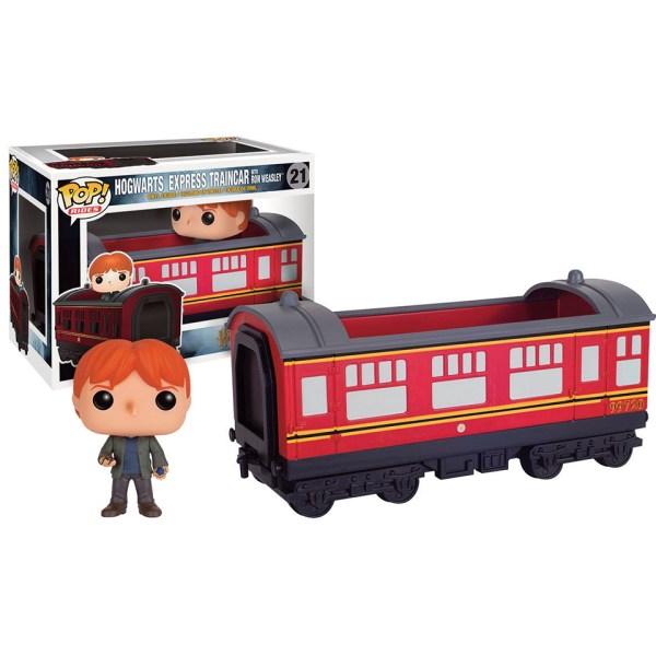 Funko Pop Ride van Hogwarts Express Traincar with Ron Weasley uit Harry Potter 21