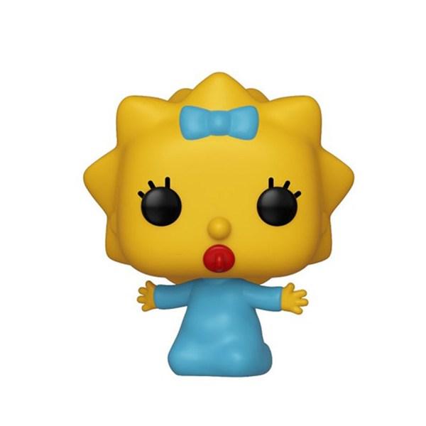 Funko Pop van Maggie Simpsons uit The Simpsons 498 Unboxed