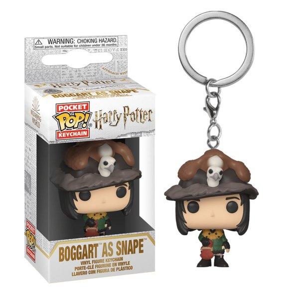 Funko Pocket Pop van Boggart as Snape uit Harry Potter