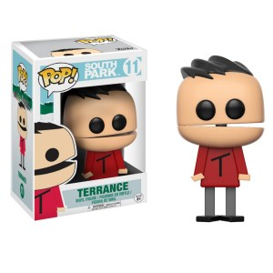 Funko Pop van Terrance uit South Park 11