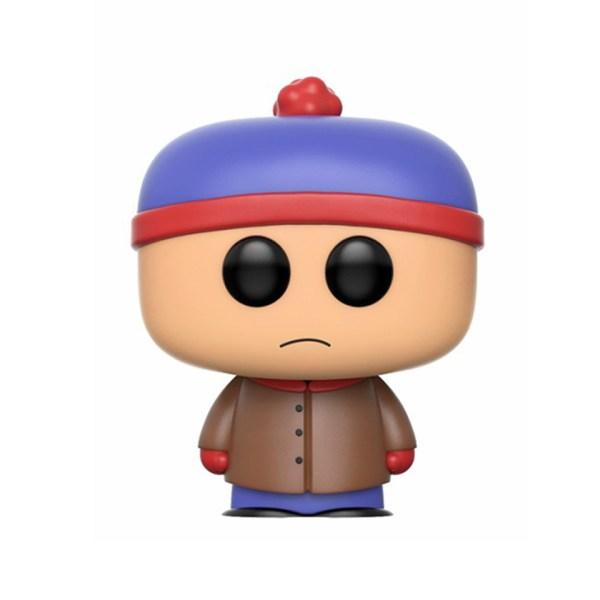 Funko Pop van Stan uit South Park 08 Unboxed