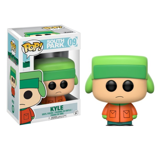 Funko Pop van Kyle uit South Park 09