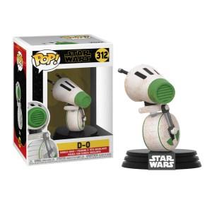 Funko Pop van D-0 uit Star Wars 312
